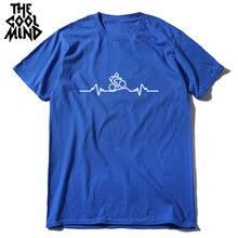 Мужская <b>футболка с круглым</b> вырезом COOLMIND, 100% хлопок ...