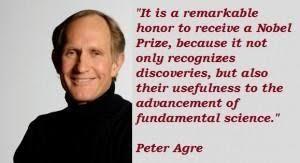Peter Agre Image Quotation #3 - QuotationOf . COM via Relatably.com