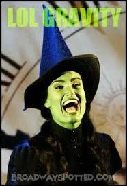 Haha love Wicked Memes <3 | Broadway! | Pinterest | Wicked, Meme ... via Relatably.com