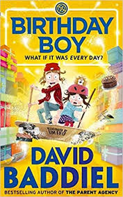 <b>Birthday Boy</b>: Amazon.co.uk: Baddiel, David, Field, Jim: Books