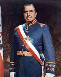 AUGUSTO PINOCHET of Chile