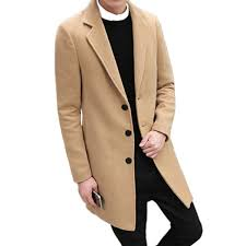 <b>2019 ZOGAA 2019</b> Autumn <b>Mens</b> Long <b>Trench</b> Coat Fashion ...