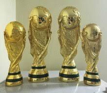 World cup trophy replica <b>souvenir</b> Top luxury excellent quality Model ...