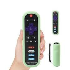 Deals on <b>SIKAI</b> Tcl Remote Case <b>Patent Silicone Cover</b> For Tcl ...