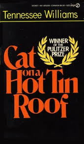 truth and mendacity in tennessee williams      cat on a hot tin roof    front cover of tennessee williams      cat on a hot tin roof