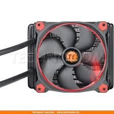 <b>Водяное охлаждение</b> для CPU <b>Thermaltake</b> Water 3.0 Riing Red ...