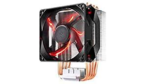 <b>Cooler Master Hyper</b> H410R (RR-H410-20PK-R1) 120mm RED LED