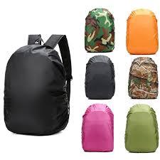 Waterproof Dust Rain Cover <b>Backpack Outdoor Portable</b> Raincoat ...