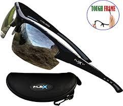 FLEX – Polarized <b>Sports Sunglasses</b> for Men or Women, Ultra ...