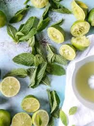 Свойства лайма: <b>зеленый лимон</b>