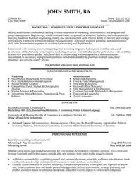 Click Here to Download this Marketing and Payroll Assistant Resume Template  http    Pinterest