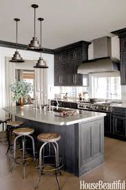 upper kitchen cabinets pbjstories screenbshotb: gray cabinets and those pendant light fixtures best kitchens of  best kitchen designs