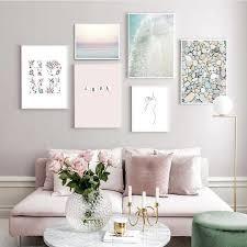 <b>Nordic Wall</b> Art, Fashion Posters, Pineapple Art, Tropical Leaves Art ...