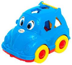 <b>Сортер Orion Toys</b> Автомобиль Жук — купить по выгодной цене ...