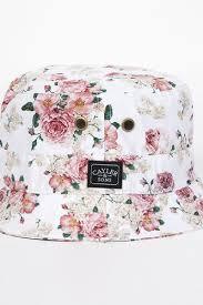 <b>Панама</b> CAYLER & SONS Paris Bucket Hat (Floral-White, L/XL) | xn ...