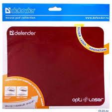 <b>Коврик для мыши Defender</b> Silver Opti-Laser — купить по лучшей ...