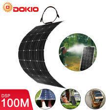 <b>Semi</b>-<b>Flexible</b>/Semi-Rigid Solar Panels & Kits for sale | eBay