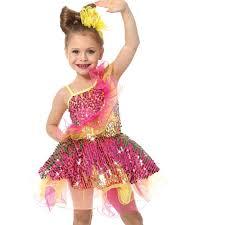 <b>Girls Dance Costumes</b>