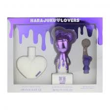 <b>Harajuku Lovers Music</b> 3 Piece Gift Set