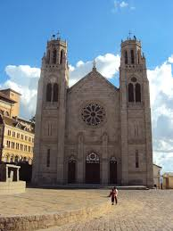 Immaculate Conception Cathedral, Antananarivo