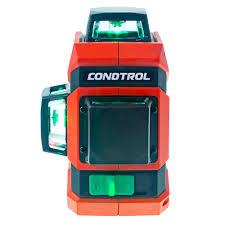 Лазерный <b>нивелир CONDTROL GFX360</b>-3, 20 м купить недорого ...