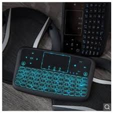 <b>Alfawise A9 New Touch</b> 2.4GHz Wireless Keyboard Flying Mouse ...