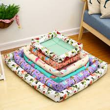Waterproof <b>Dog Bed Summer</b> House For Dog Bench Lounger For ...