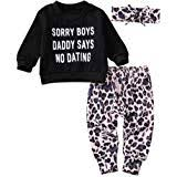 SHOBDW <b>Girls Clothing Sets</b>, Newborn Infant Baby <b>Girl Fashion</b> ...