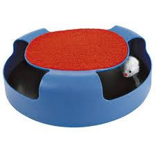 <b>Игрушка</b> для кошки <b>Trixie игрушка мышка в</b> ловушке ф 25 см ...