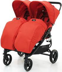<b>Муфта для ног Valco</b> baby Boot Cover Snap Duo Fire red 9888 ...