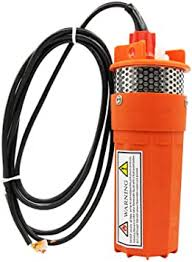 Well <b>water pump</b>, 12 V / 24 V <b>DC</b>, <b>solar water pump</b>, with <b>solar</b> cell