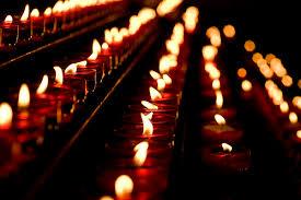 Image result for church novena candles