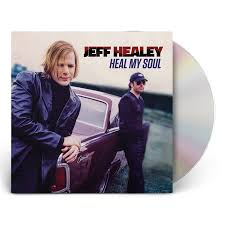 <b>Jeff Healey</b> - <b>Heal</b> My Soul (CD) | Mascot Label Group