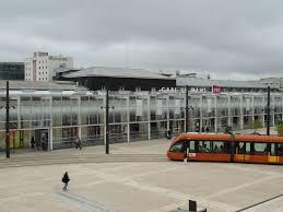 Le Mans station