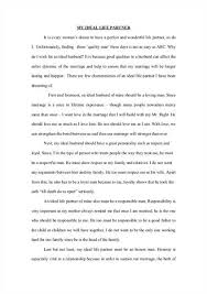 my ideal job essay   the secret life of bees essaymy ideal job essay   why should you pay extra for a title page and reference