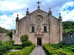 Resultado de imagem para imagens do mosteiro de s.joão de tarouca