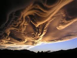 Las nubes imposibles
