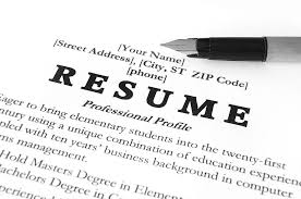 resume profile examples for many job openingsresume profile