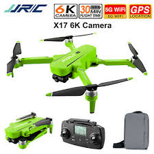 <b>JJRC X17</b> GPS 5G WiFi <b>6K</b> HD Camera 2-Axis Gimbal Foldable RC ...