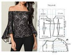 шитье | выкройки одежды | Sewing blouses, Sewing clothes и ...