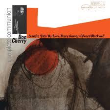 <b>Don Cherry</b> - <b>Complete</b> Communion LP – Blue Note Records
