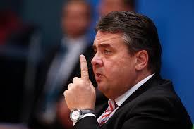 <b>Sigmar Gabriel</b> (SPD), nouveau ministre allemand de l'Economie et de l' <b>...</b> - sigmar-gabriel