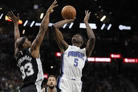 <b>Magic suspended</b> rookie C Bamba for tardiness - Reuters
