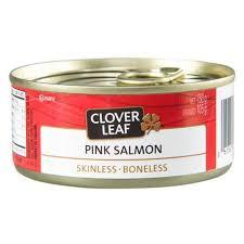 Clover LEAF® <b>Skinless</b> Boneless <b>Pink Salmon</b> | Walmart Canada