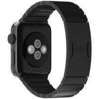 «Спортивный <b>браслет Wolt для</b> Apple Watch 42/44 мм (черный ...