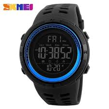 SKMEI Men <b>Outdoor Sports Watches</b> Countdown Double Time Man ...