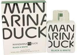 <b>Mandarina Duck Black</b> & <b>White</b> Cologne by <b>Mandarina Duck</b>