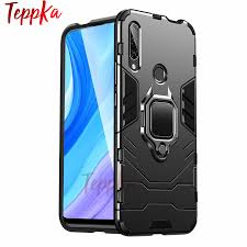 <b>Armor Shockproof Ring Holder</b> Case for Huawei Honor 9X Premium ...