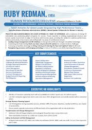 human resources executive total r eacute sum eacute s certified executive human resources executive presentation full colour design resume example