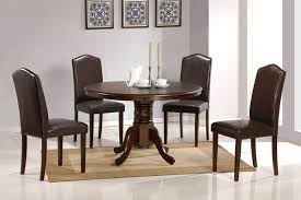 Faux Leather Dining Room Chairs Glass Dining Table White Leather Dining Room Chairs Nottingham